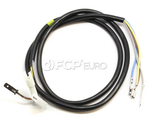Volvo 240 Wiring Harness - Volvo Tailgate Wiring Harness Left Pro Parts - Volvo 240 Wiring Harness