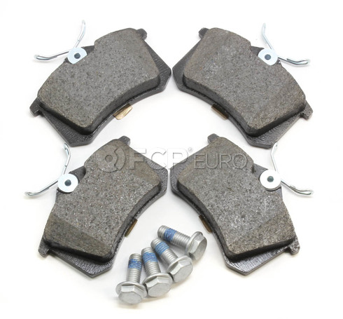 Audi VW Brake Pad Set - Pagid 8E0698451L