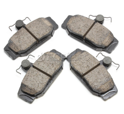 Volvo Brake Pad Set - Akebono 31261186
