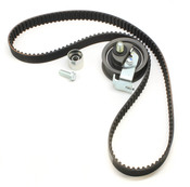 Audi VW 3-Piece Timing Belt Kit