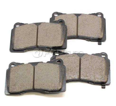 Volvo Brake Pad Set (S60R V70R) - Akebono 30645135
