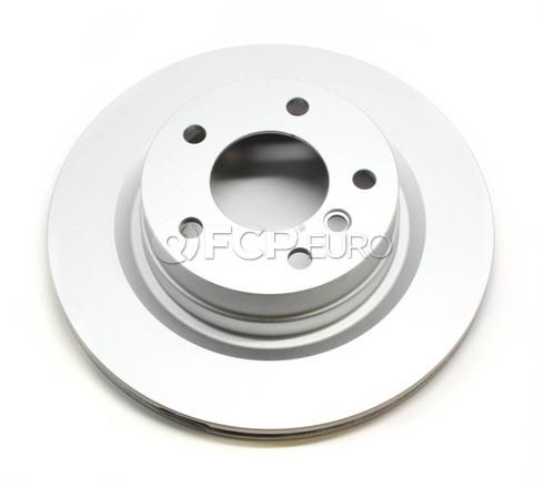 BMW Brake Rotor Rear - Meyle 34216855007