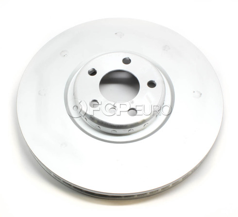 BMW Brake Rotor Front Left (X5M X6M) - Genuine BMW 34116789069