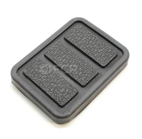 Volvo Brake Pedal Pad Manual Trans (240 242 244 245 740 940) - Pro Parts 1272021