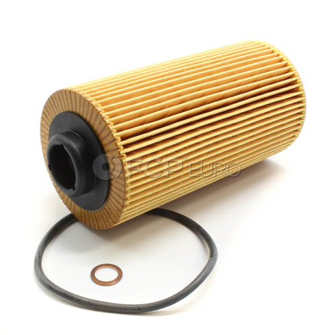 BMW Engine Oil Filter Kit - Mann 11427510717