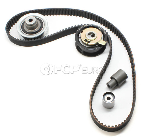 VW Timing Belt Kit TDI (5-Piece) - Contitech / INA TDIKIT2