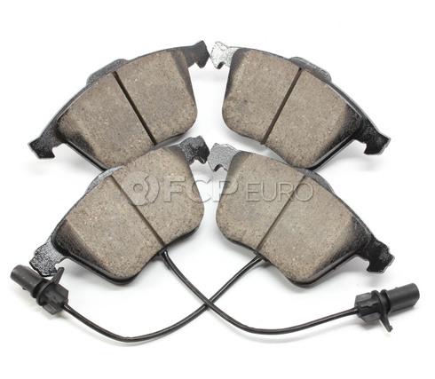 Audi Brake Pad Set (A4 A6 S4) - Akebono 8E0698151G