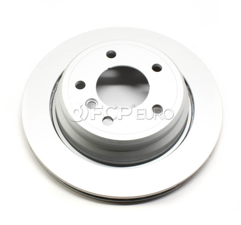 BMW Brake Rotor Rear - Meyle 34216767060