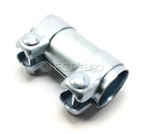 VW Audi Exhaust Clamp 50mm (A4 Jetta Golf Passat) - Bosal 191253141F