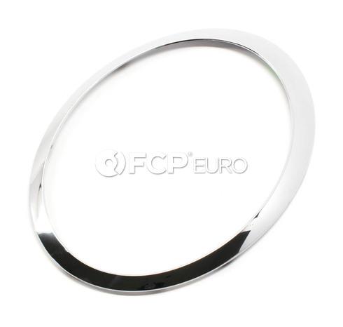 Mini Cooper Headlight Trim Left - Genuine Mini 51137149905