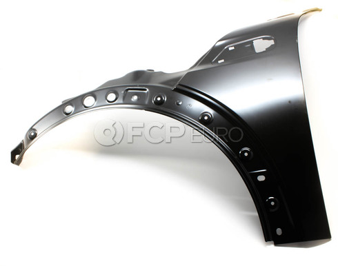 Mini Cooper Fender Front Left - Genuine Mini 41352754725