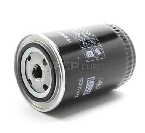Audi Volvo VW Engine Oil Filter - Mann W940/25