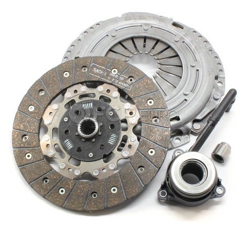 VW Audi Clutch Kit (Beetle Golf Jetta TT Quattro) - Sachs 06A198141C