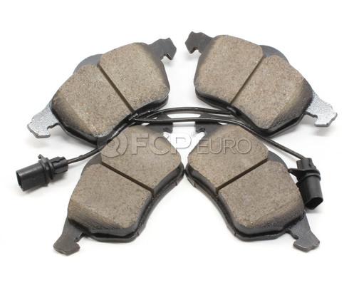 Audi VW Brake Pad Set (A4 A6 Passat) - Akebono 4B0698151AF