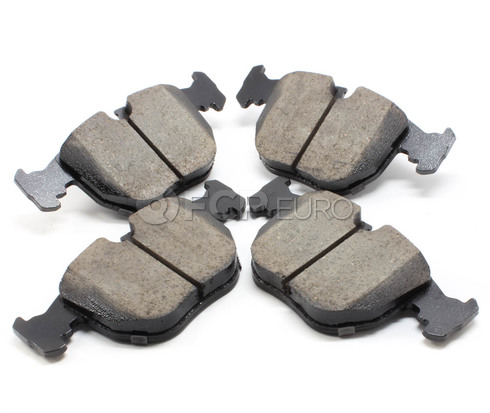BMW Brake Pad Set - Akebono EUR681