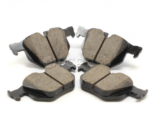 BMW Brake Pad Set - Akebono EUR1170