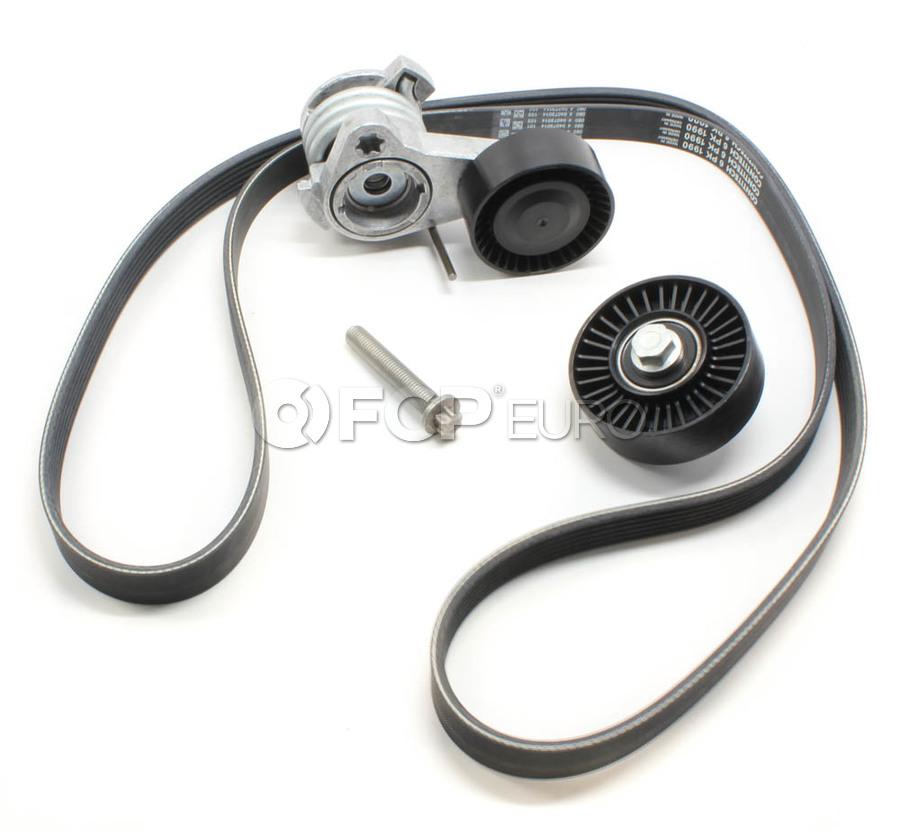 bmw accessory drive belt kit 11287628650kt