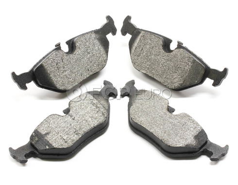 BMW Brake Pad Set - Bosch QuietCast BP763
