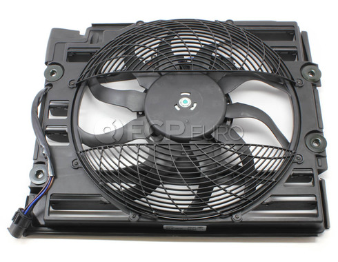 BMW Auxiliary Fan Assembly (E39) - Behr 64548380780
