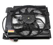 BMW Auxiliary Fan Assembly - TYC 64546921395