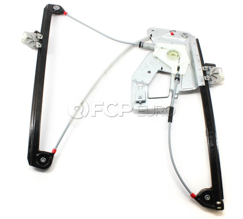 BMW Window Regulator Front Right (E39) - OEM Supplier 51338252394