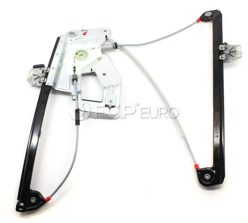 BMW Window Regulator Front Left (E39) - OEM Supplier 51338252393