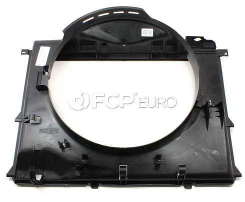 BMW Cooling Fan Shroud (E39) - Genuine BMW 17101438457