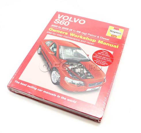 Volvo s60 2005 manual pdf