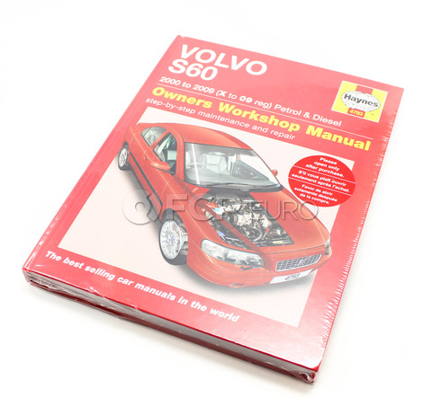 Volvo Haynes Repair Manual (S60) Haynes 4793