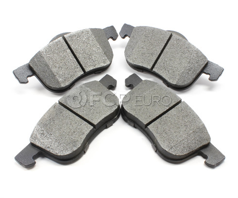 Volvo Brake Pad Set (S60 V70 XC70 S80) - Meyle 8634921