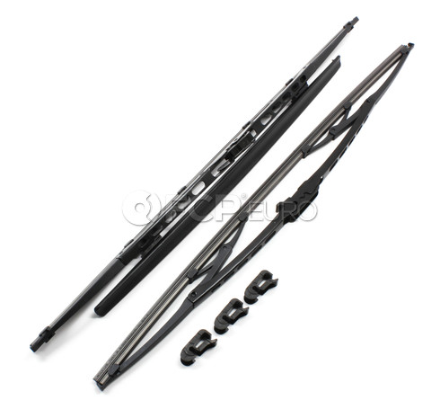Volvo Windshield Wiper Blade Set Front - Genuine Volvo 31276592