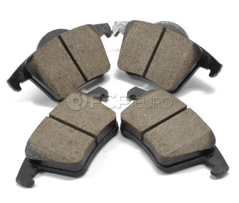 Volvo Brake Pad Set - Akebono 30793093