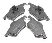 Volvo Brake Pad Set - Brembo 30648382