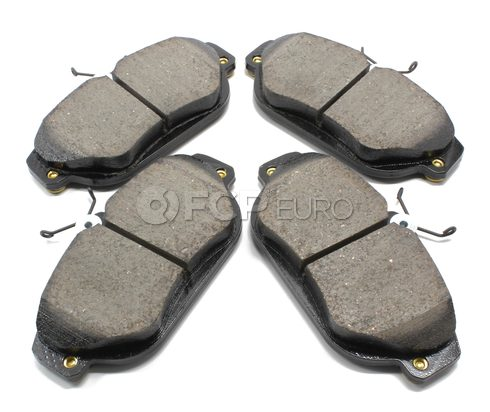 Volvo Brake Pad Set - Akebono 31302996