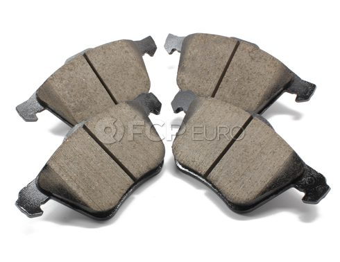 Volvo Brake Pad Set - Akebono 31262705