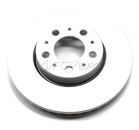 """Volvo Brake Disc 11.25"""" (S60 V70 XC70 S80) - Meyle 31400739"""