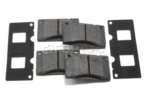 Volvo Brake Pad Set (240 242 244 245 265) - Genuine Volvo 31261180