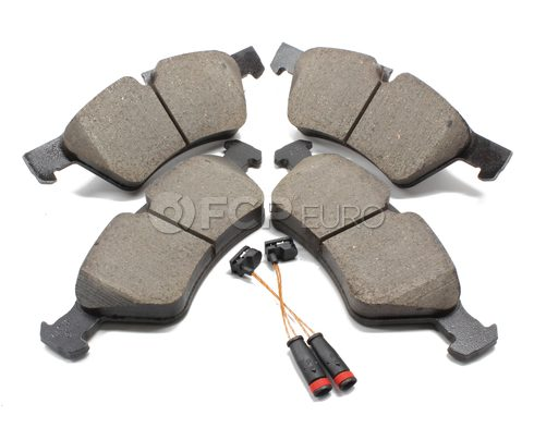 Mercedes Brake Pad Set (ML GL) - Akebono 16442022220