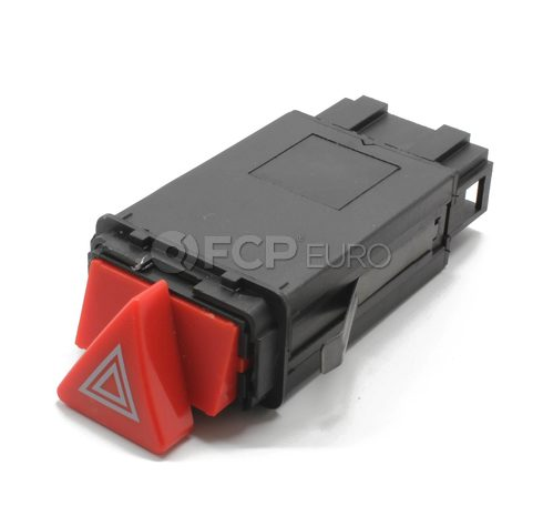 Audi Hazard Flasher Switch (A6 Allroad RS6 S6) - OEM Supplier 4B0941509KB98