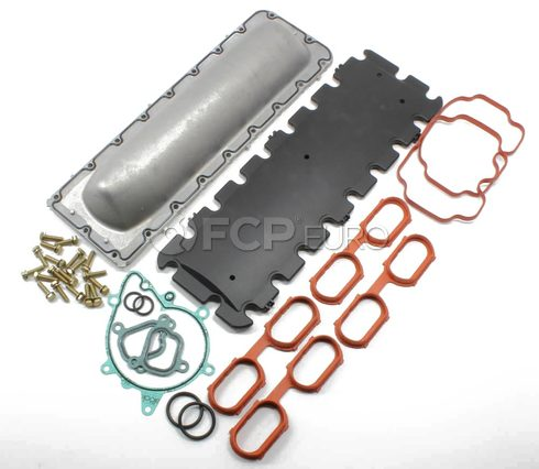 BMW Valley Pan Replacement Kit (M62 M62TU) - M62VALLEYPANKIT