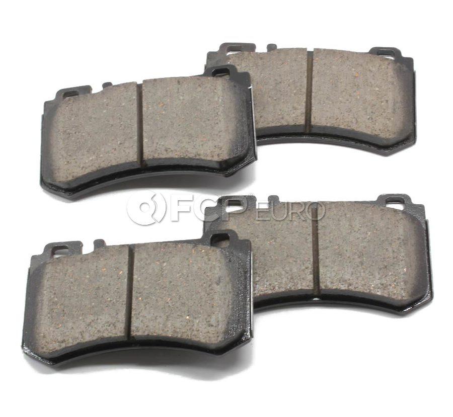 Mercedes Brake Pad Set - Akebono 0034206220