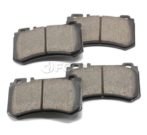 Mercedes Brake Pad Set - Akebono 0034206220