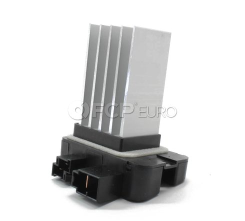 Volvo Blower Motor Resistor with Climate Control (850) Genuine Volvo 9144354