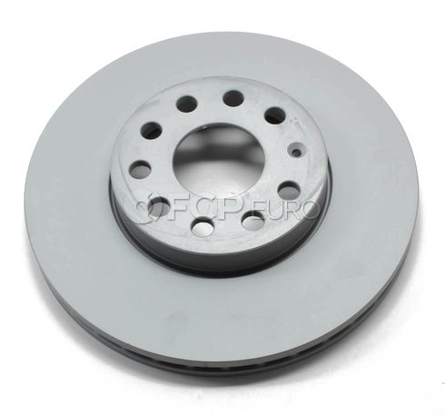 Audi VW Brake Disc (A3 S3 Beetle Eos Jetta Rabbit Golf) - Zimmermann 1K0615301T