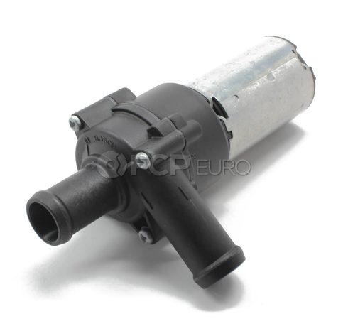 Audi Porsche VW Auxiliary Water Pump - Bosch 0392020073