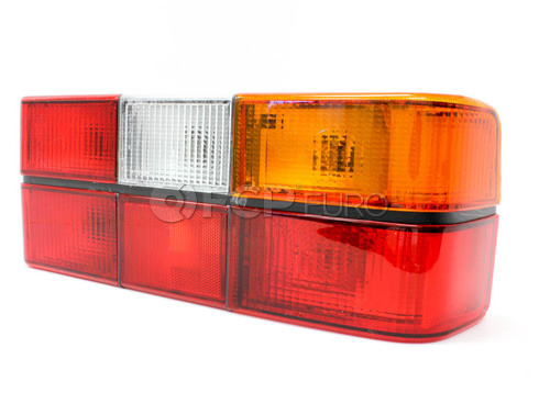 Volvo Tail Light Assembly Right  Black Trim (240 244 245) - Economy 1372450