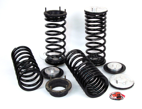 Land Rover Coil Spring Conversion kit - Arnott C-2227