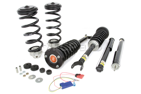 Mercedes Air Spring to Coil Spring Conversion Kit (E320