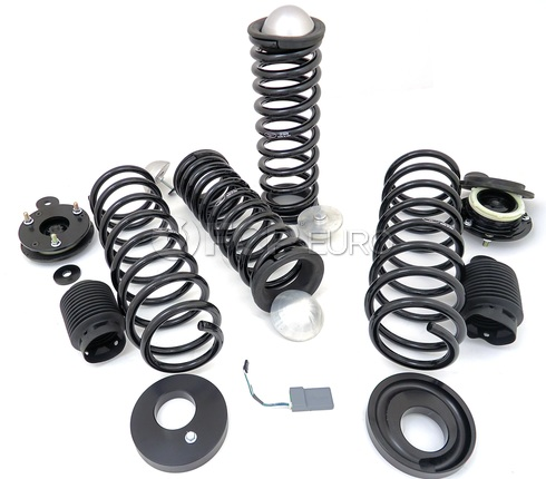 Land Rover Air Spring to Coil Spring Conversion Kit Front and Rear (Range Rover) - Arnott Industries ARN-C2518