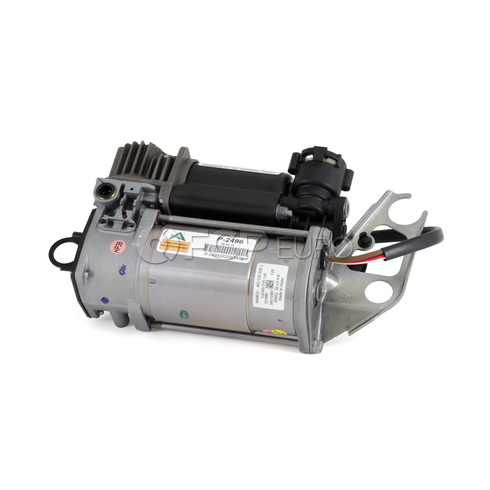 Audi VW Porsche Air Suspension Compressor (Cayenne Touareg Q7) - Arnott P-2496